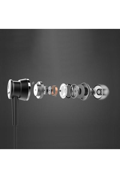 Baseus EL-01 Kulakiçi Volume Kontrol Mikrofonlu Kulaklık