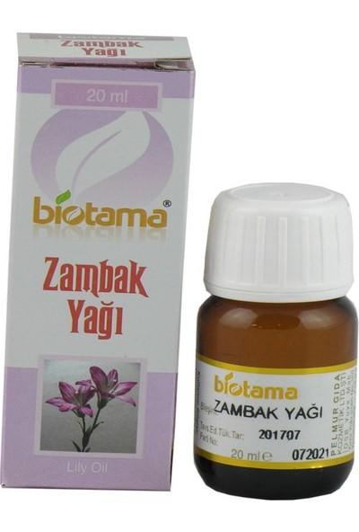 Biotama Zambak Yağı 20 ml