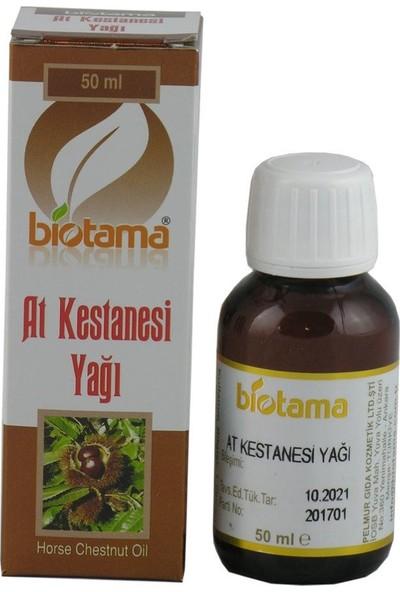 Biotama At Kestanesi Yağı 50 ml