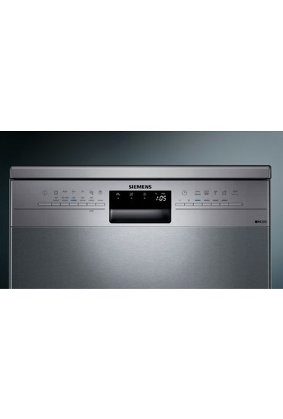 Siemens SN236I00JT iQ300 A+ 6 Programlı Bulaşık Makinesi