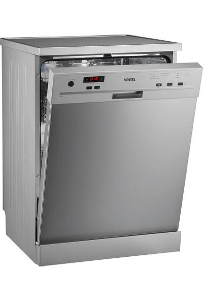 Vestel BM-502 X A++ 5 Programlı Bulaşık Makinesi