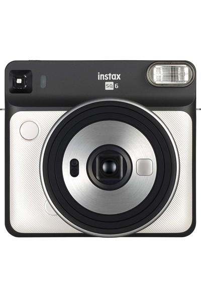 Fujifilm Instax Sq 6 İnci Beyaz Fotoğraf Makinesi