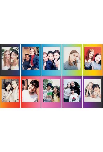 Fujifilm Instax Mini Rainbow 10'Lu Film