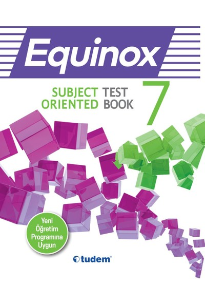 TUDEM 7.SINIF EQUINOX SUBJECT ORIENTED TEST BOOK