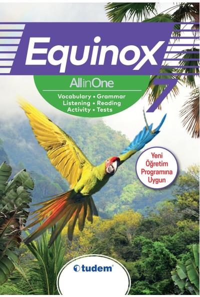 Tudem 7. Sınıf İngilizce Equınox (7. Sınıflar İçin İngilizce)