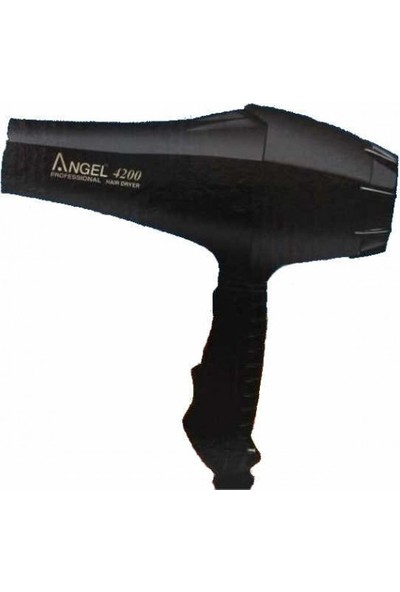 Angel 4200 Kırılmaz Fön Makinası 2500 Watt Uv Led Işıklı