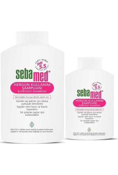 Sebamed Hergün Kullanım Şampuan 400 ml + 200 ml