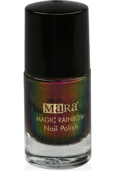 Mara Magic Rainbow Oje Pink Gold Green
