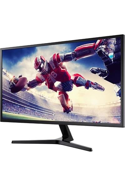 """Samsung LU32J590UQMXUF 31,5"""" (HDMI+Display) UHD 4K FreeSync VA Oyuncu Monitör"""