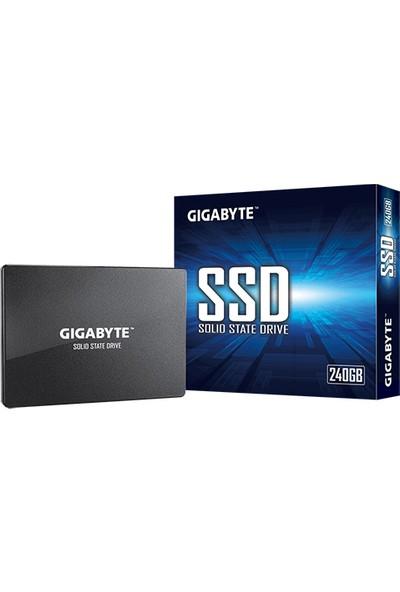 "Gigabyte SSD 240GB 500 MB/s - 420 MB/s 2,5"" SATA GP-GSTFS31240GNTD"