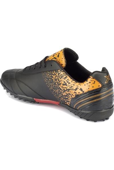 Gs Block Turf Gs Siyah Sarı Erkek Halı Saha Ayakkabısı
