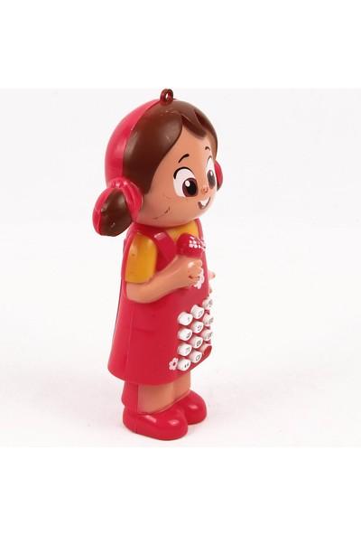 Prestij Oyuncak Toys Oyuncak Pilli Telefon Niloya Bebek 8003 15 Cm