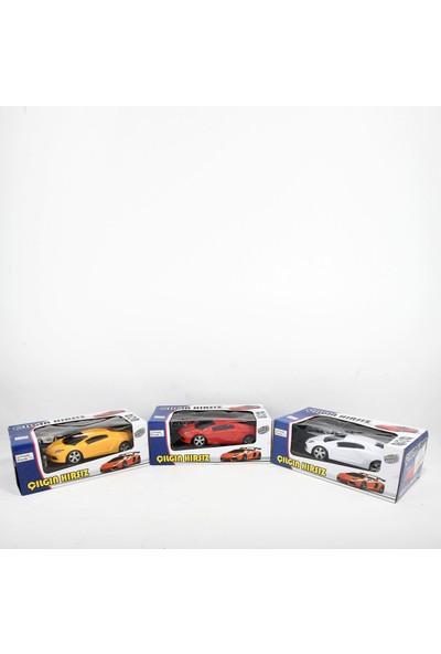 Prestij Oyuncak Çılgın Hırsız 138-19 Oyuncak Uzaktan Kumandalı Araba 19 Cm