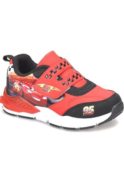 Disney Cars Termis Kırmızı Erkek Çocuk Athletic Ayakkabı