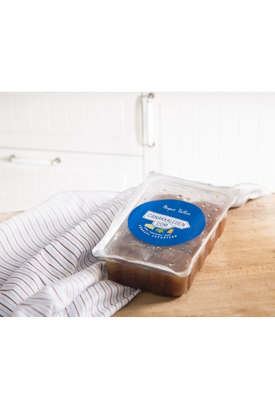 Çanakkaleden Meşhur Şerbetli Peynir Tatlısı 6 Adet