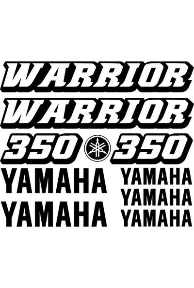Sticker Masters Yamaha 350 WARRIOR Sticker Set