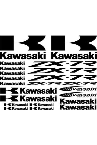 Sticker Masters Kawasaki ZX-7r Sticker Set
