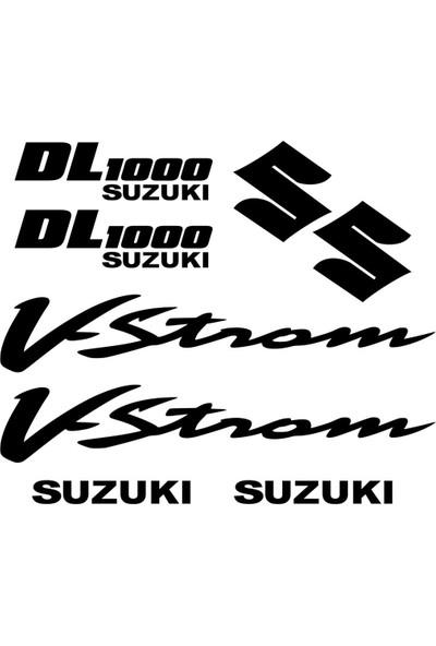 Sticker Masters Suzuki DL 1000 Vstrom Sticker Set