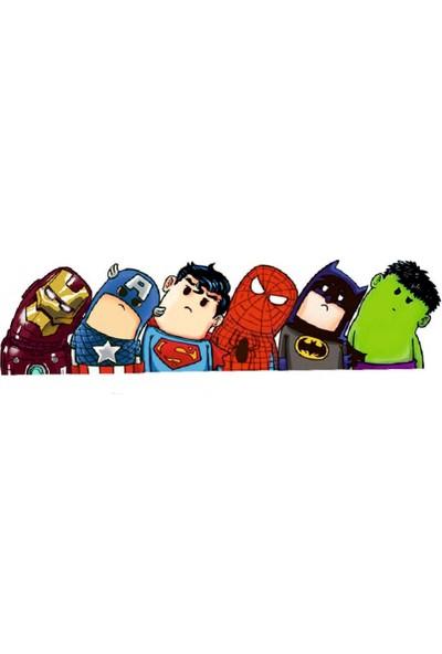Sticker Masters Marvel Heroes Sticker
