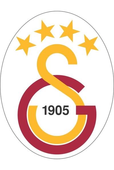 Sticker Masters Galatasaray Logo Sticker