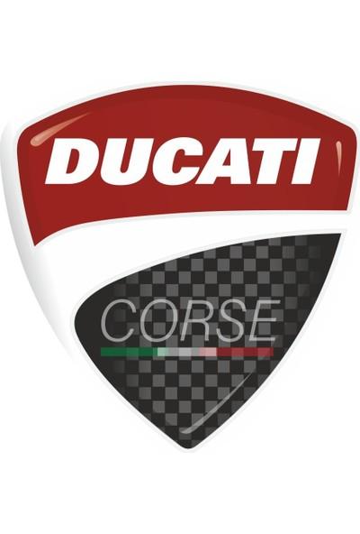 Sticker Masters Ducati Corse Dama Sticker