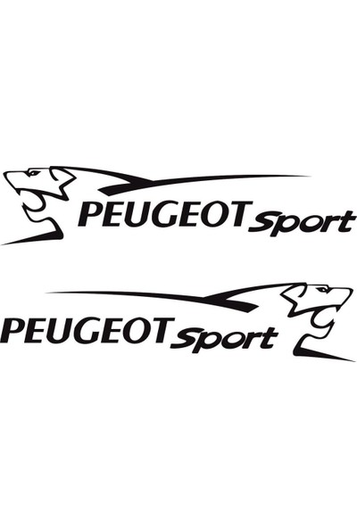 Sticker Masters Peugeot Sport Sticker