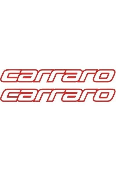 Sticker Masters Carraro Bisiklet Sticker