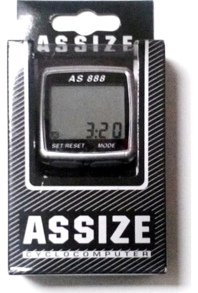 Assize As880 11 Fonksiyonlu Kilometre Sayacı