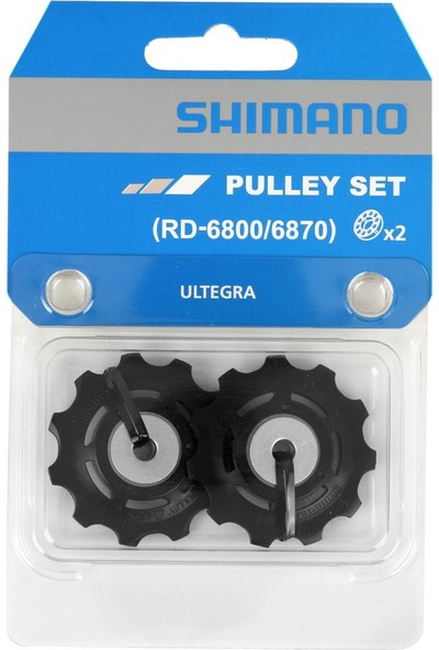 Shimano Tension & Guide Pulley Set Rd-6800