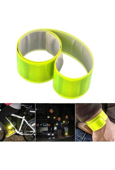 Oem Bisiklet Güvenlik Paça Bandı