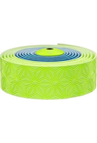Woolstar Supacaz Super Sticky Kush Neon Blue & Neon Yellow Gidon Bandı
