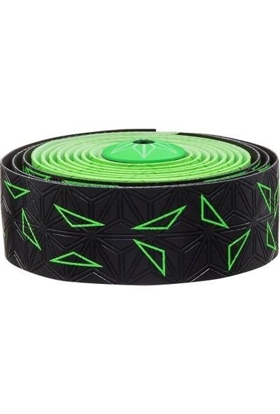 Woolstar Supacaz Super Sticky Kush Neon Green Star Fade Gidon Bandı