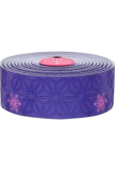 Woolstar Supacaz Super Sticky Kush Neon Purple Neon Pink Gidon Bandı
