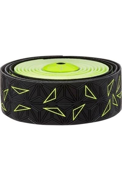 Woolstar Supacaz Super Sticky Kush Neon Yellow Star Fade Gidon Bandı
