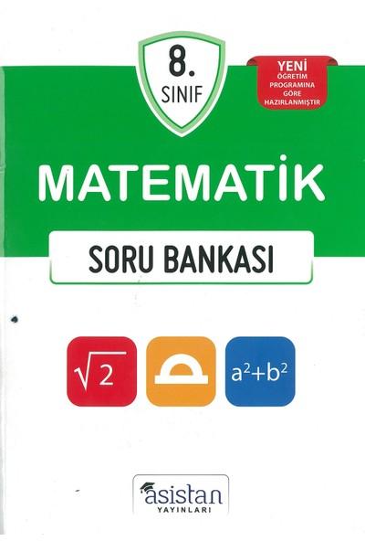 Asistan Yayınları 8.Sınıf Matematik Soru Bankası