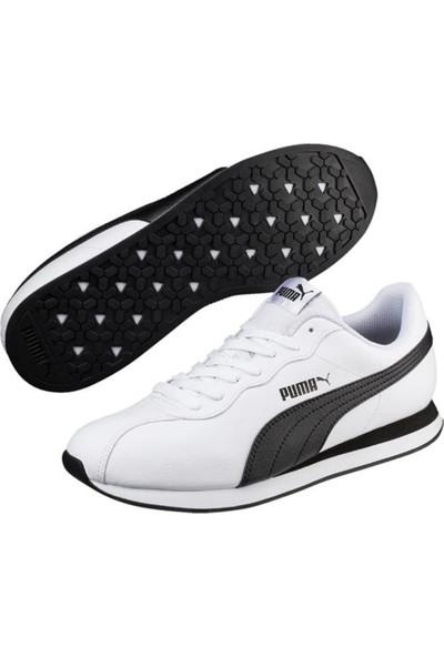 Puma Beyaz Unisex Günlük Ayakkabı 36696204 Turin ii