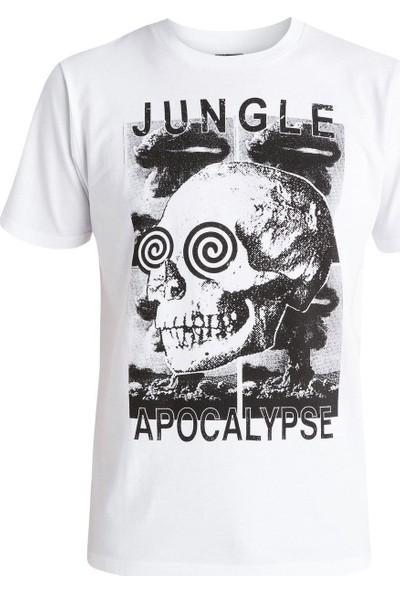Quiksilver T-Shirt Amazon Apocalypse Eqyzt03622-Wbb0