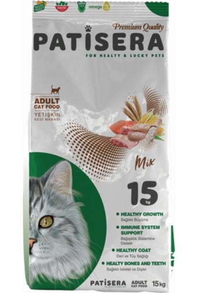 Patisera Mix Yetişkin Kedi Maması 15 Kg