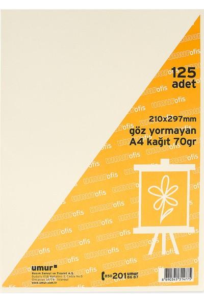 Umur Kitap Kağıdı A4 125 Li