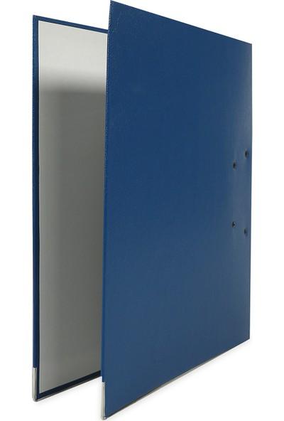 Leitz Klasör Dar 1015 Mavi