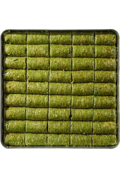 Maraş Gurme Fıstıklı Yeşil Burma (Dolama) Tatlı 1 kg