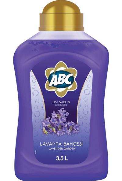 ABC Sıvı Sabun Lavanta Bahçesi 3500 ml
