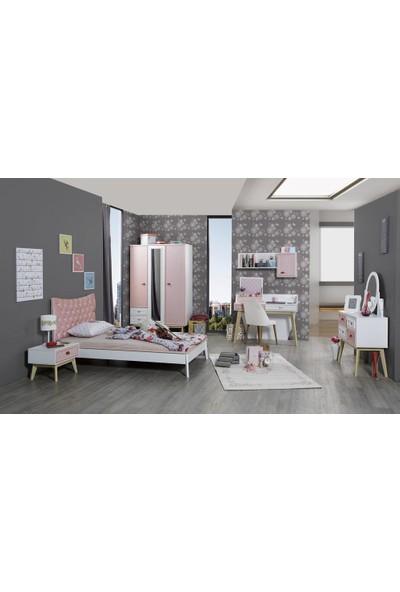Yıldız Mobilya Daisy Genç Odası
