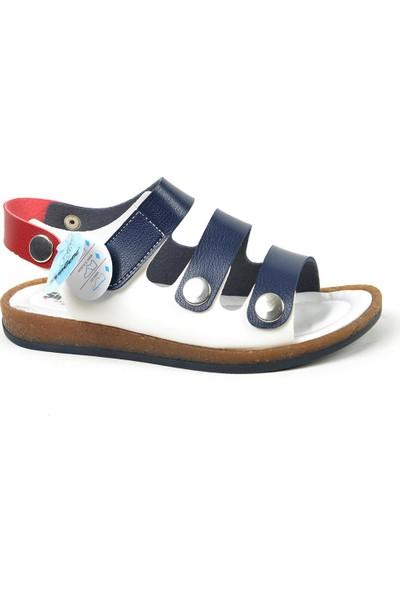 Şiringenç Ft Cırtlı Ortopedik Yazlık Erkek Çocuk Sandalet