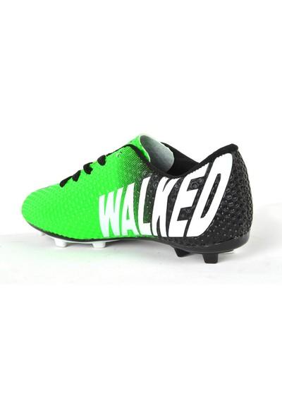 Walked Ft 313 Krampon Çim Erkek Çocuk Futbol Spor Ayakkabı
