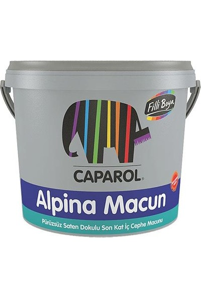 Filli Boya Alpina Macun 5Kg