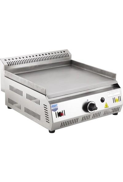 Remta Doğalgazlı Izgara 50 Cm Pleyt Köfte Tavuk Et Pişirme Makine