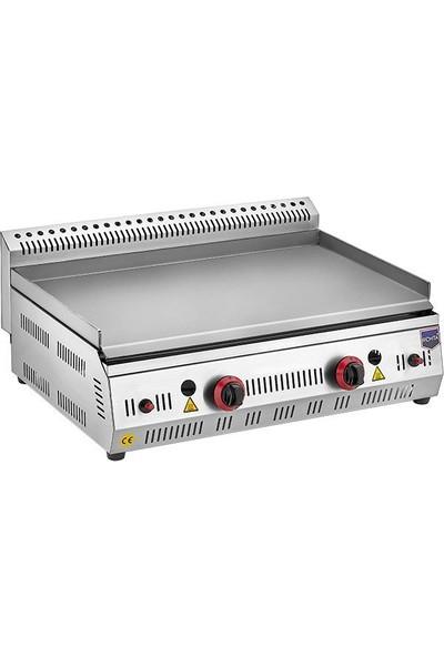 Remta Tüplü Izgara Köfte Tavuk Balık Pişirme Makinesi 70 Cm Pleyt