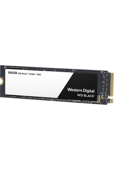 WD Black NVMe 500GB 3400MB-2500MB/s M.2 SSD Disk (WDS500G2X0C)