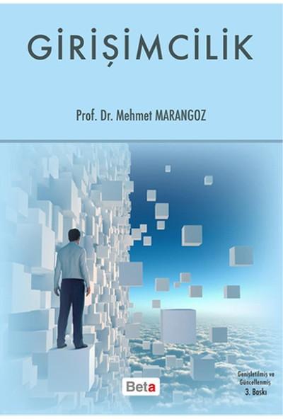Girişimcilik - Mehmet Marangoz